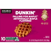 Dunkin' Falling for Maple K-Cup - 10 ct / 0.37 oz