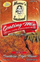 Mama's Seasoned Spicy Coating Mix