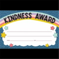 Teacher Created Resources TCR4888 Oh Happy Day Kindness Awards for Students
