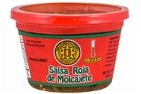 Don Pedro Salsa Roja De Molcajete