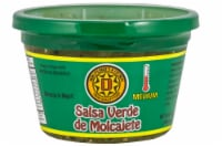 Don Pedros Salsa Verde de Molcajete
