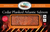 Cedar Bay Applewood w/ Orange & Ginger Cedar Planked Atlantic Salmon