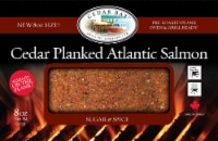 Cedar Bay Sugar & Spice Cedar Planked Atlantic Salmon
