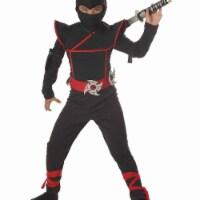 Rubies Costumes 279318 Boys Stealth Ninja Husky Costume - Large