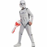 Rubies Costume 271224 Star Wars Stormtrooper Child Costume, Large - 1
