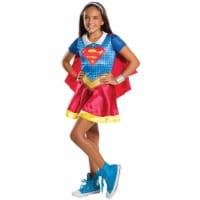 Rubies 271395 DC Superhero & Supergirl Child Costume - Large - 1