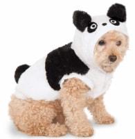 Rubie's Costume Co Panda Hoodie Pet Costume, XXX-Large - 1