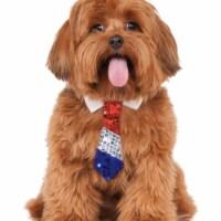 Rubies 278742 Halloween Patriotic Tie Pet Costume - Medium