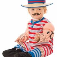 Rubies 278670 Halloween Baby 1920s Bathing Boy Costume