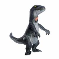 Rubies 278869 Halloween Jurassic World Fallen Kingdom Child Velociraptor Inflatable Costume -