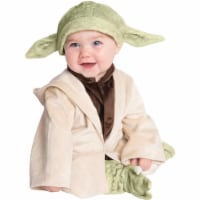 Rubies RU7018052T Deluxe Yoda Baby Costume, Toddler 2-4T - 1