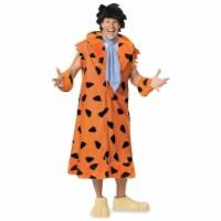 The Flintstones Fred Flintstone Adult size O/S Standard Costume Outfit Rubie's - 1 unit