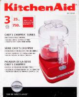 Fred Meyer Kitchenaid 3 5 Cup Food Chopper Red