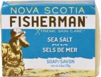 Nova Scotia Fisherman Bar Soap Sea Salt