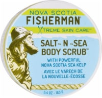 Nova Scotia Fisherman  Salt-N-Sea Body Scrub™ with Sea Kelp