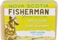 Nova Scotia Fisherman Bar Soap Apple Cider