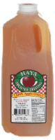 Hay's Orchard Original Apple Cider