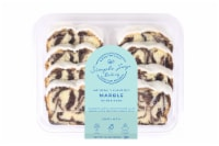 Simple Joys Bakery Iced Marble Sliced Cake