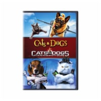 Cats & Dogs 1 And 2 Movie Collection (DVD)