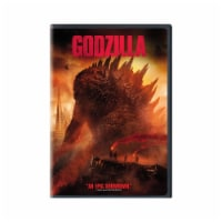 Godzilla (2014 - DVD)