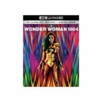 Wonder Woman 1984 (2020 - 4K + Blu-Ray + Digital Copy)