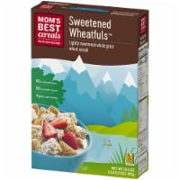 Mom's Best Sweetened Wheatfuls Cereal