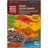 Mom's Best® Safari Cocoa Crunch Cereal - 12 oz