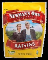 Newman's Own Organic Raisins - 6 Oz