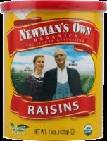 Newman's Own Organic California Raisins