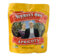 Newman's Own Organics® Organic Dried Apricots - 6 OZ