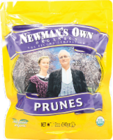Newman's Own Organic Pitted Prunes - 12 OZ