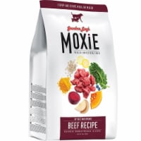 Grandma Lucys 884308710249 24 oz Dog Moxie Grain Free Beef Food - 1