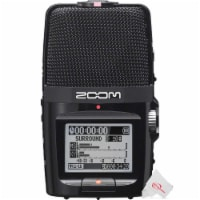 Zoom H2n Ext 2-input / 4 Track Handy Digital Audio Stereo Recorder With 5 Built-in Mic Array - 1