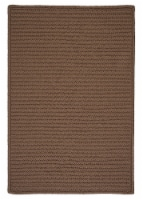 Colonial Mills Simply Home Solid Rugs - Cashew