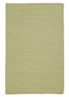 Colonial Mills Simply Home Solid Rugs - Celery