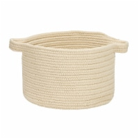 Colonial Mills Lifestyle Texture Solid Basket - Linen