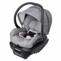 Maxi-Cosi Mico Max Plus Rear Facing MaxShade Canopy Infant Car Seat, Nomad Gray