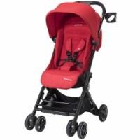 Maxi-Cosi Lara Travel Easy Fold Lightweight Canopy Baby Stroller, Nomad Red - 1 Unit