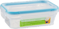 Snapware Airtight Food Storage Container - Clear/Blue