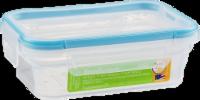 Snapware Airtight Food Storage - Clear/Blue