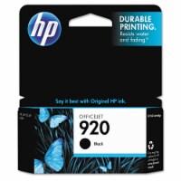 HP 920 Original Ink Cartridge - Black