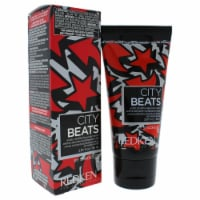 Redken City Beats By Shades EQ  Big Apple Red Hair Color 2.87 oz - 2.87 oz