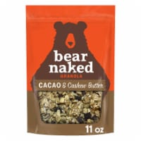 Bear Naked Cacao & Cashew Butter Granola