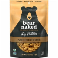 Bear Naked Organic Peanut Butter Toffee Crunch Granola