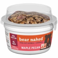 Bear Naked Maple Pecan Steel-Cut Oatmeal and Granola