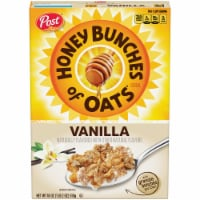 Honey Bunches of Oats Whole Grain Cereal with Vanilla Bunches - 18 oz