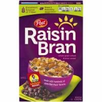 Raisin Bran Whole Grain Wheat & Bran Cereal - 25 oz
