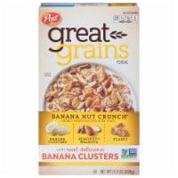 Post Great Grains Banana Nut Crunch Cereal - 15.5 oz