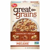 Post Great Grains Crunchy Pecan Cereal - 16 oz