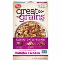 Post Great Grains Raisins Dates & Pecans Cereal